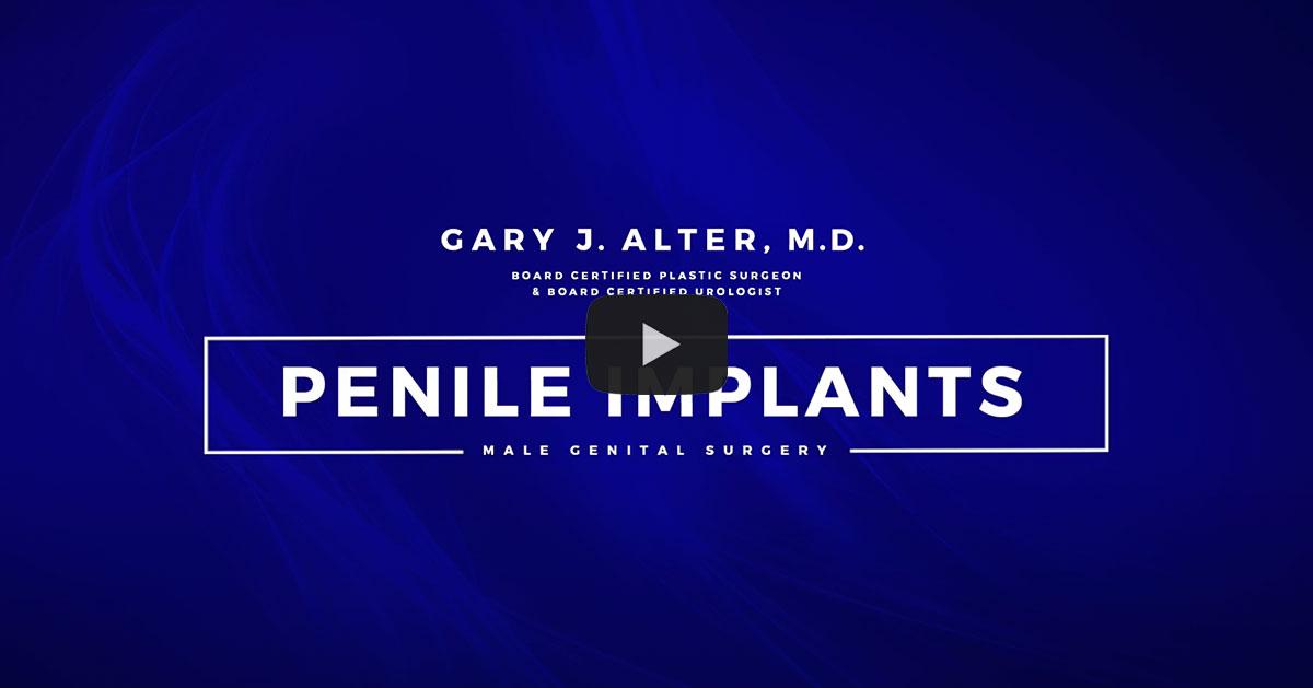 Penile Implants Video Placeholder
