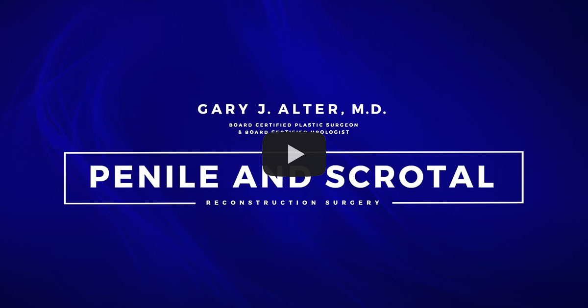 Penile and Scrotal Video Placeholder