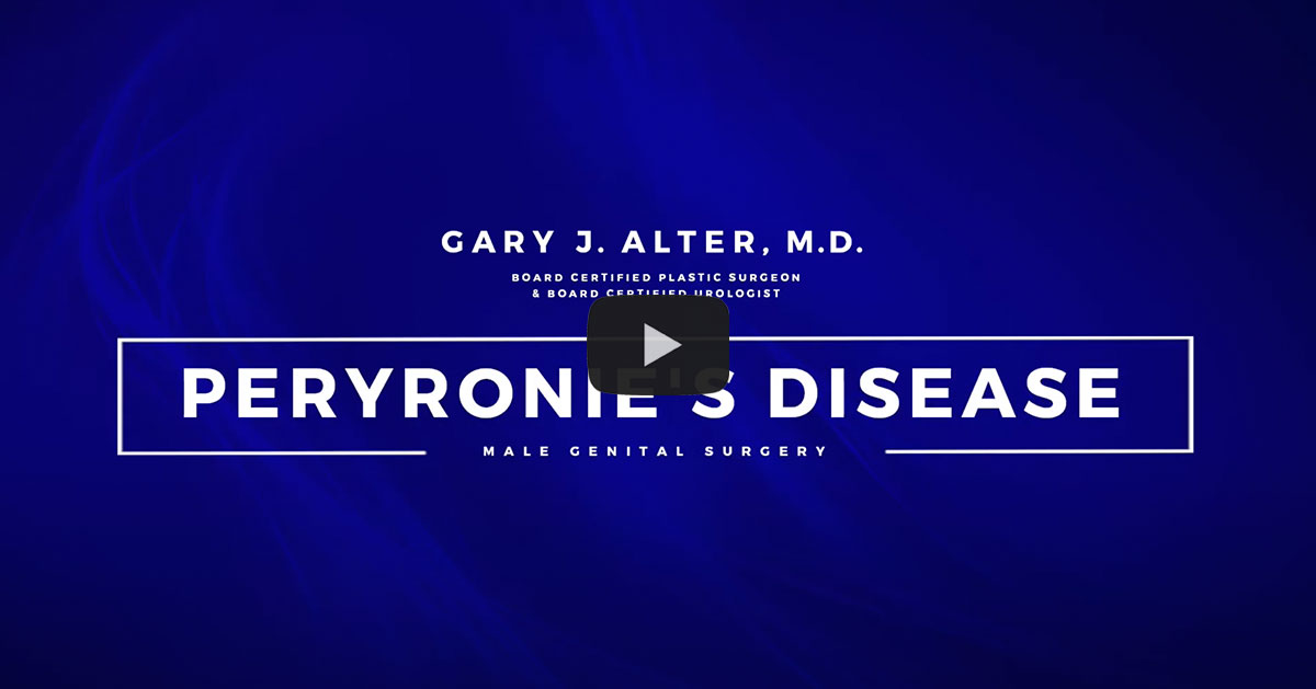 Peyronie's Disease Video Placeholder